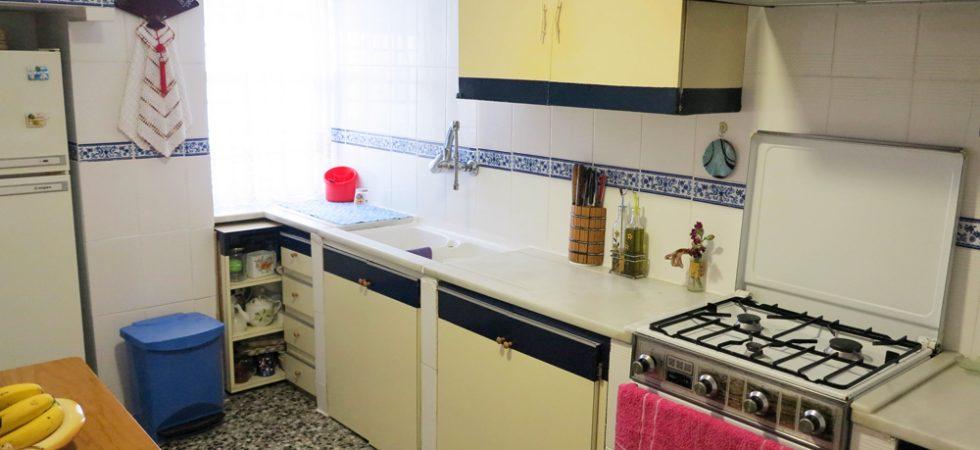 Kitchen - 8m²