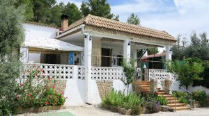 Country home for sale Montroy, Valencia with superb views – 019829