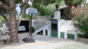 Garage - 39m² & Barbecue