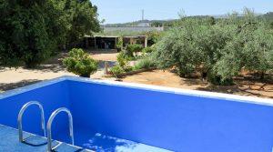 6m x 4m swimming pool