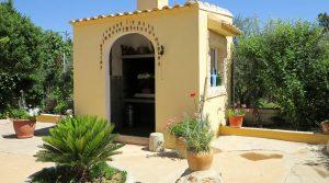 2nd Paella house - 5m²