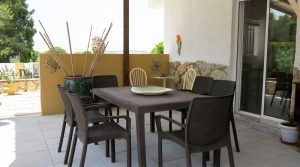 Covered terrace - 22m²