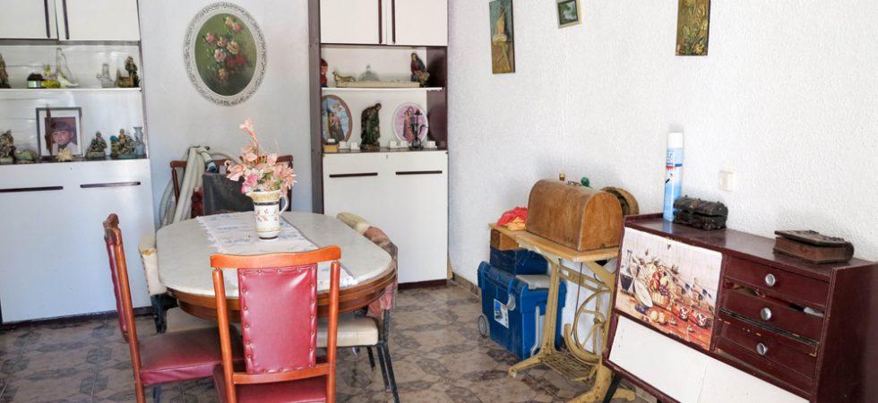 Lounge/dining room - 17m²