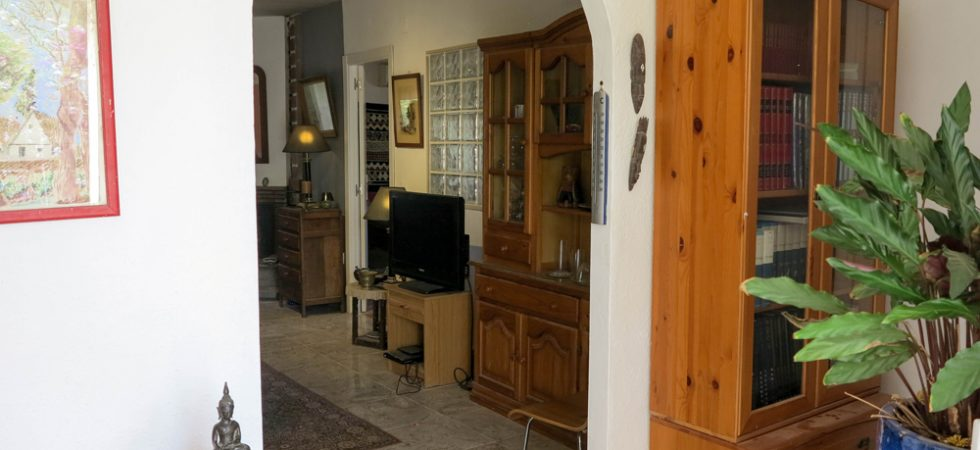 Entrance hallway - 5m²