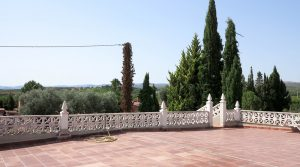 Roof terrace - 110m²