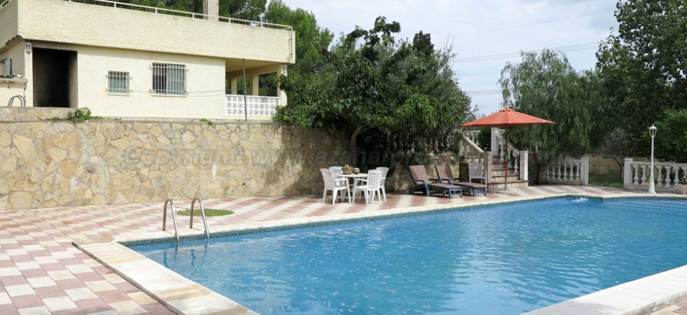 Unique country villa for sale Montroy Valencia – 019709