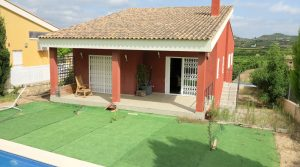 Urban villa for sale in Montroy Valencia – 019842