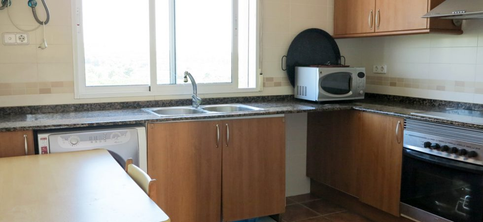 First floor Kitchen - 9m²