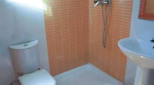 First floor Bathroom - 3m²