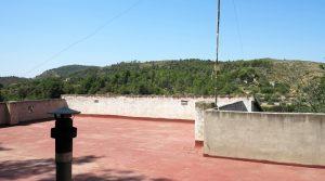 Roof terrace - 100m²