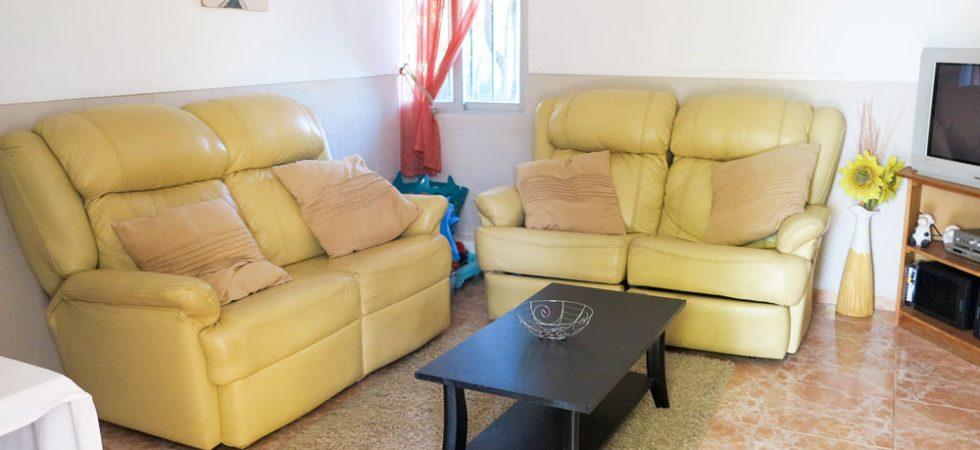 Underbuild Lounge - 15m²