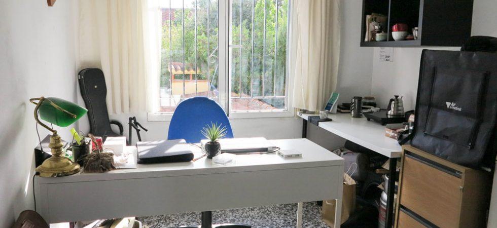 Study / Bedroom 4 - 9m²