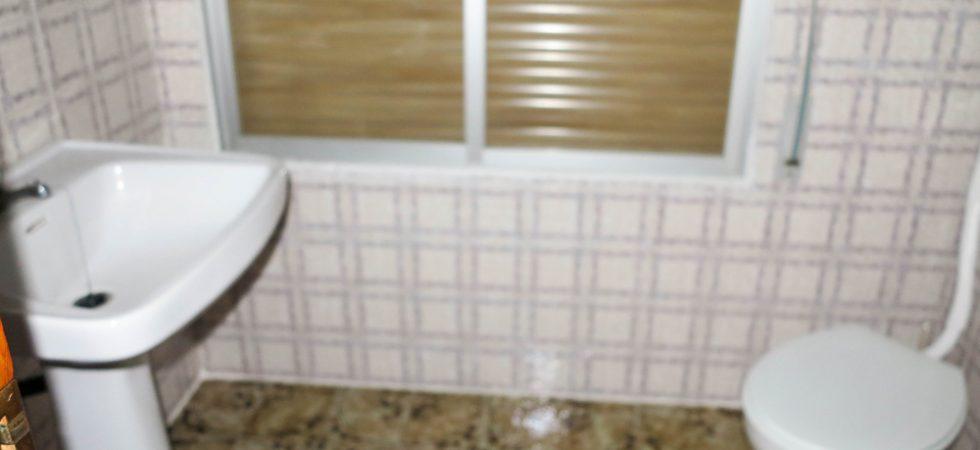 Underbuild Bathroom - 4m²