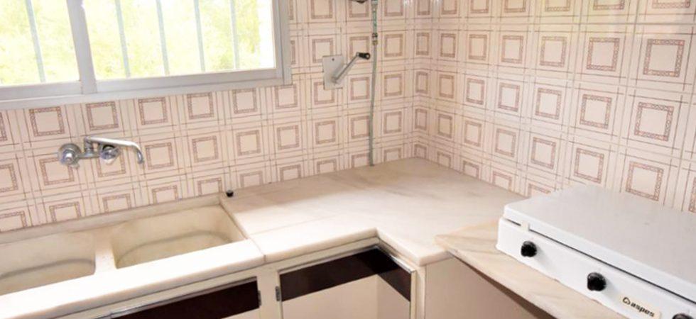 First floor Kitchen - 8m²