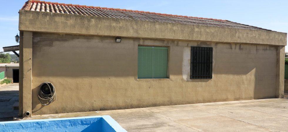 2m x 2.5m small water deposit / children's swimming pool