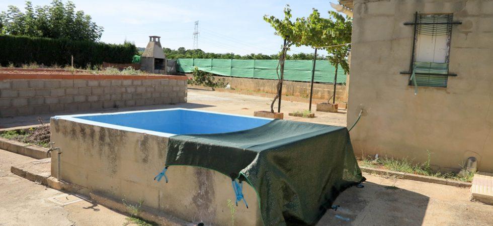 2m x 2.5m small water deposit
