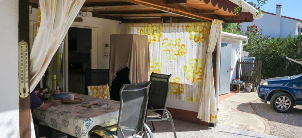 Kitchen Covered terrace - 12m²