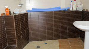 Ground floor Bathroom - 6m²