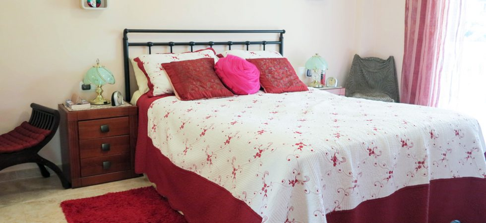 Bedroom 1 - 13m²