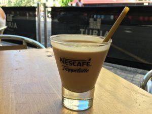 Coffee culture in Valencia