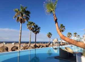 Valencia's Marina Beach Club