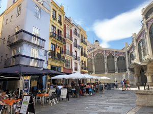 Valencia's Central Market