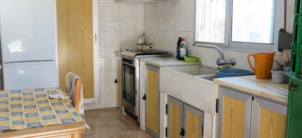 Kitchen/diner -  8m²