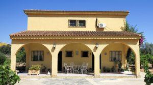 Large finca for sale in Monserrat Valencia – Ref: 016637