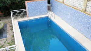7m x 4m swimming pool