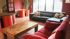 Ground floor Lounge/dining room -  43m²
