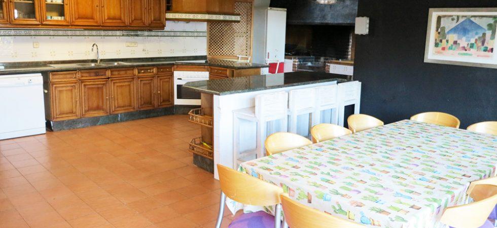 Ground floor Kitchen/diner -  56m²