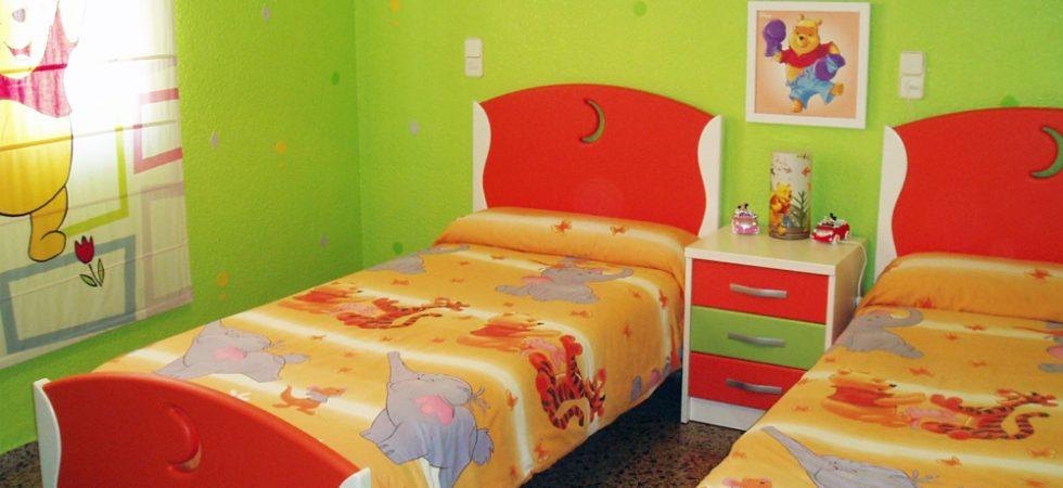 First floor Bedroom 2 - 13m²