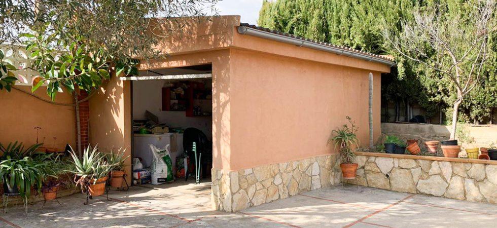 Garage - 22m²