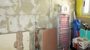 Dog's room (pre-installed as a bathroom) - 6m²