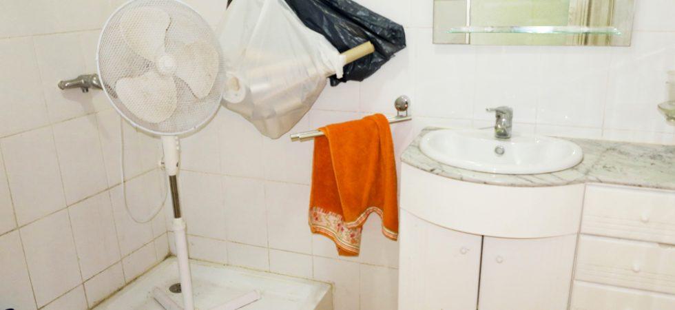 Apartment Bathroom - 3m²