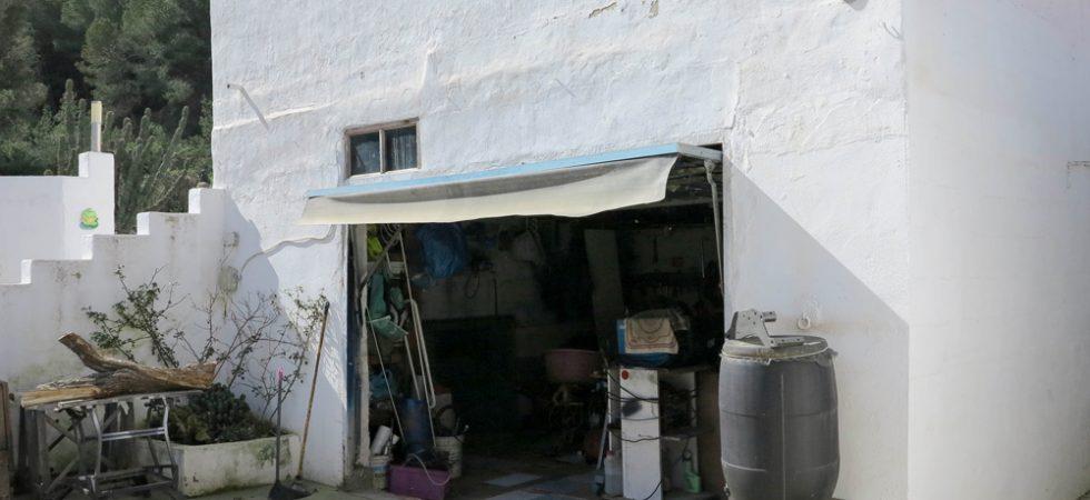 Garage workshop - 25m²
