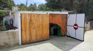Garage - 37m²