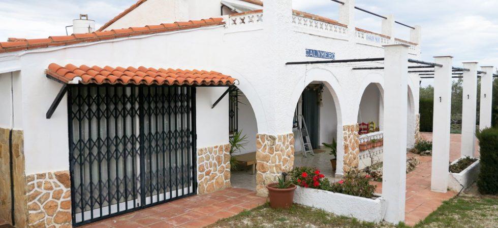 Solar-powered villa with panoramic views Enguera, Valencia – 020874
