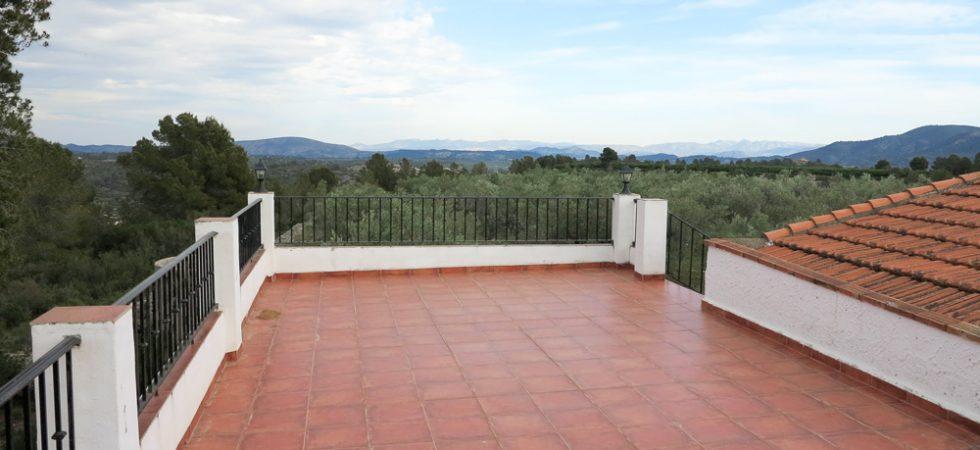 Roof terrace - 40m²