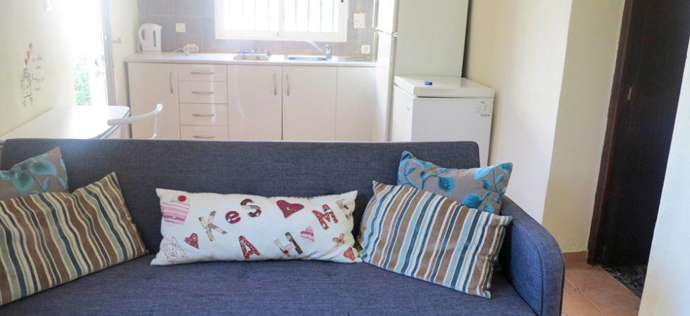 Apartment Lounge/kitchenette - 15m²