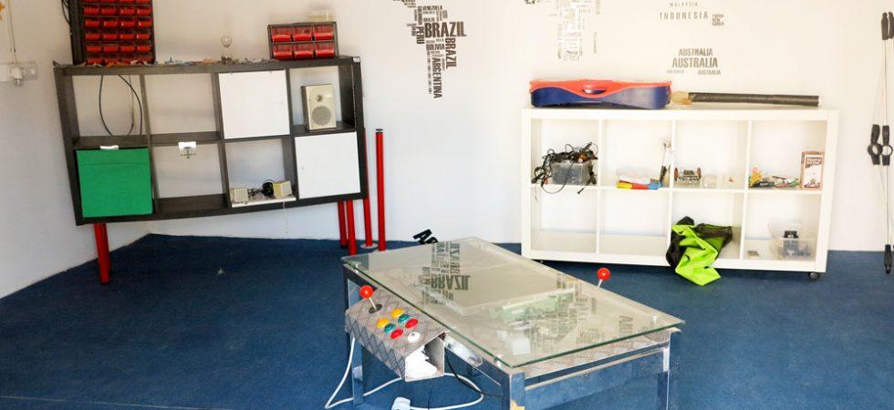 Underbuild Room - 22m²