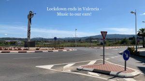 Coronavirus in Spain – De-escalation in Valencia