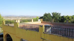 Roof terrace - 90m²