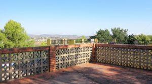 Pool terrace - 25m²