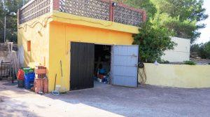 Garage - 23m²